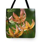 Martagon Lily Tote Bag