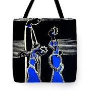 Martha And Mary Of Bethany Tote Bag by Gloria Ssali