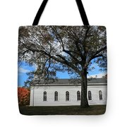 Martha Mary Chapel In Sudbury Ma 2 Tote Bag