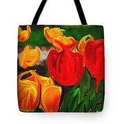 Martha's Garden Tote Bag