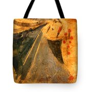 Marthas Hope - Tile Tote Bag