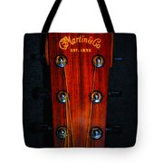 Martin And Co. Headstock Tote Bag