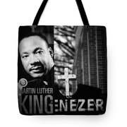 Martin Luther King Day Tote Bag