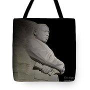 Martin Luther King, Jr. Memorial Tote Bag