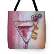 Martini 3 Tote Bag