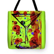 Martini Madness  Tote Bag
