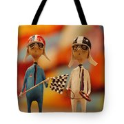 Martini Racing Tote Bag
