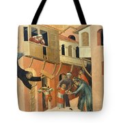 Martini: St. Augustine Tote Bag