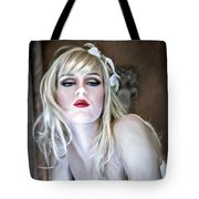 Martini... Straight Up Tote Bag