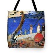 Martinique Island Tote Bag