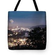 Martins Ferry Night Tote Bag