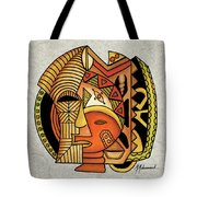 Maruvian Masks 1 Tote Bag