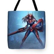 Marvel Future Fight Tote Bag