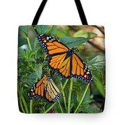 Marvelous Monarchs Tote Bag