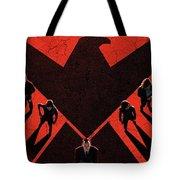 Marvel's Agents Of S.h.i.e.l.d. Tote Bag