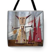 Marvin The God Of March Tote Bag
