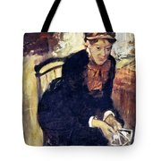Mary Cassatt (1845-1926) Tote Bag