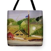 Mary Day Tote Bag