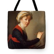 Mary Elizabeth Louise Tote Bag