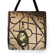 Mary Enclosed Tote Bag