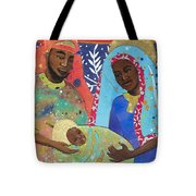 Mary Habe Boy Chile Tote Bag