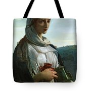 Mary Madgalen Tote Bag by JR Herbert