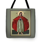 Mary Of The Magnificat Mother Of The Poor 091 Tote Bag