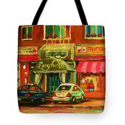 Mary Seltzer Dress Shop Tote Bag
