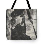 Mary Stevenson Cassatt Tote Bag