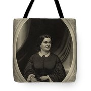 Mary Todd Lincoln, First Lady Tote Bag