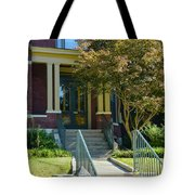 Mary Todd Lincoln's Birthplace Tote Bag