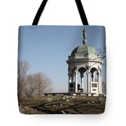 Maryland Monument At Antietam Tote Bag