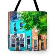 Maryland - Neighborhood Pub Fells Point Md Tote Bag