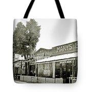 Mary's Bar Cerrillo Nm Tote Bag