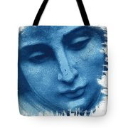 Marys Blues Tote Bag