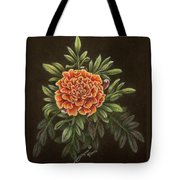Marys Gold Tote Bag