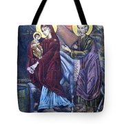 Mary's Well Tote Bag