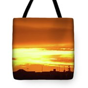 Maryvale Goldrise Cvs Tote Bag