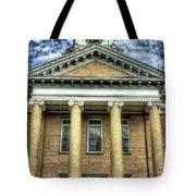 Maryville Tennessee Courthouse  Tote Bag