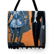 Marzotto - Italian Textile Company - Vintage Advertising Poster Tote Bag