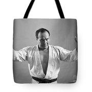 Mas Oyama Tote Bag