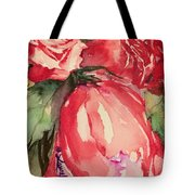 Ma's Roses 4 Tote Bag