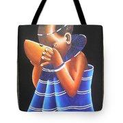 Masaai Kid Tote Bag