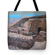 Masada Tote Bag