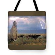 Masaii Cattle Tote Bag