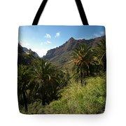 Masca Valley And Parque Rural De Teno 2 Tote Bag