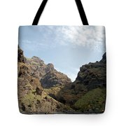 Masca Valley Entrance 2 Tote Bag