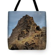 Masca Valley Entrance 3 Tote Bag
