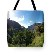 Masca Views Tote Bag