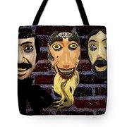 Mascaras 1 Tote Bag